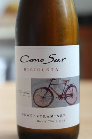 Wino Cono sur Bicicleta
