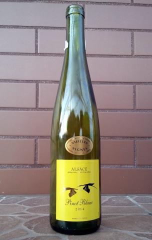 Wino Ustka Alsace Pinot Blanc 1