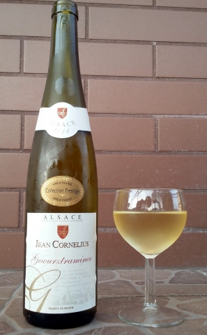 Wino Ustka Gewurztraminer 1