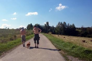 Bieganie w Beskidzie - 4 dzień
