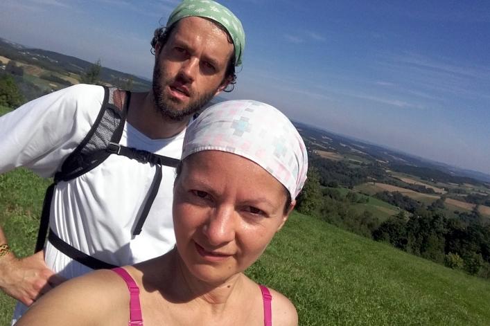 Bieganie w Beskidzie - 5 dzień