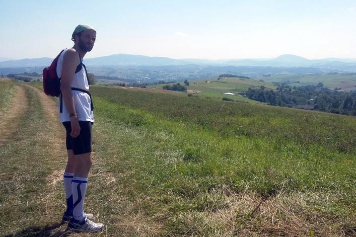 Bieganie w Beskidzie - 5 dzień 12