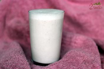 Mleko orzechowo-sezamowe