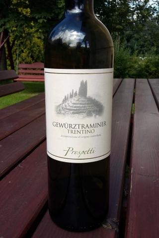 Wino Luzna Gewurztraminer 1