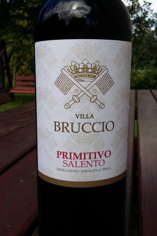 Wino Luzna Primitivo 2