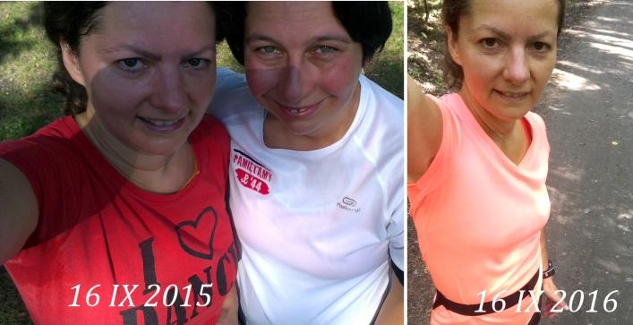 Rok biegania - podsumowanie