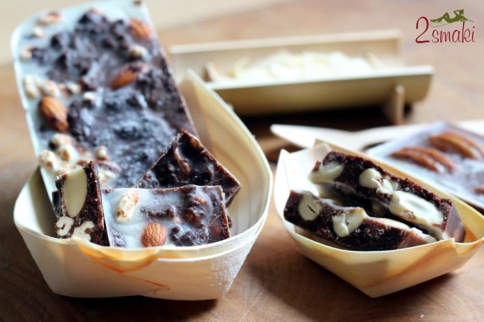 Domowa czekolada bez cukru