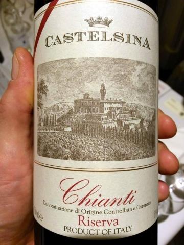 Castelsina Chianti Riserva