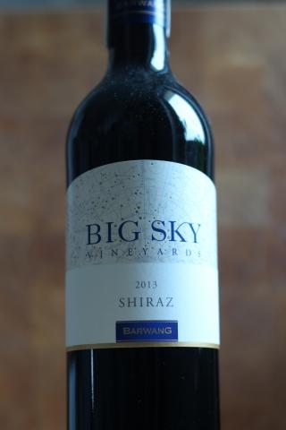 Big Sky BARWANG SHIRAZ