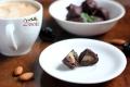 Śliwki z marcepanem w czekoladzie