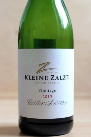 Kleine Zalze Pinotage Cellar Selection 2015