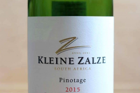 Kleine Zalze Pinotage Cellar Selection 2015