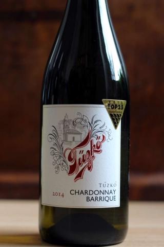 Tuzko Chardonnay Barrique 2014