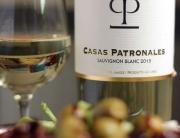 Casas Patronales Sauvignon Blanc Reserva 2015