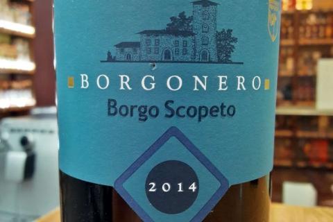 Borgonero Borgo Scopeto 2014