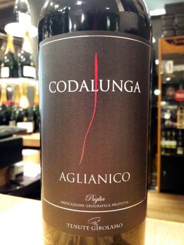 Kết quả hình ảnh cho codalunga aglianico