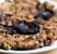 Frittata z groszkiem, suszonymi pomidorami i orzechami