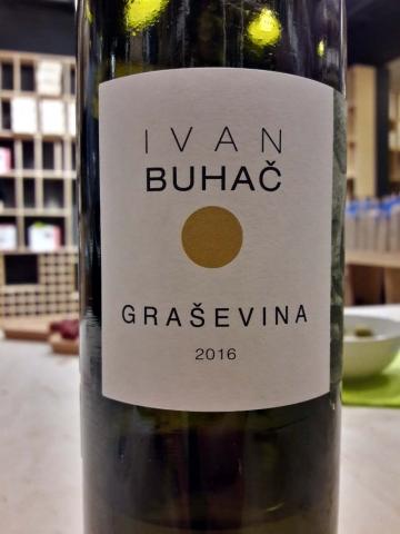 Ivan Buhac - Grasevina 2016