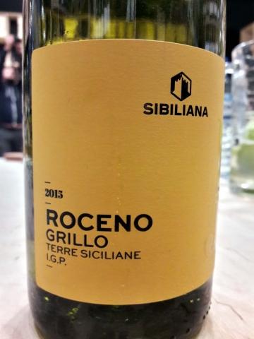 Sibiliana Roceno Grillo 2015