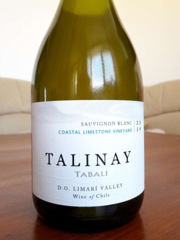 Talinay Sauvignon Blanc