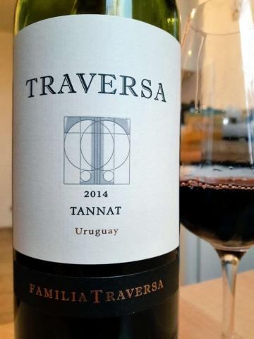 Familia Traversa Tannat 2014