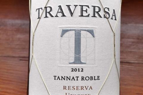 Familia Traversa Tannat Roble 2012