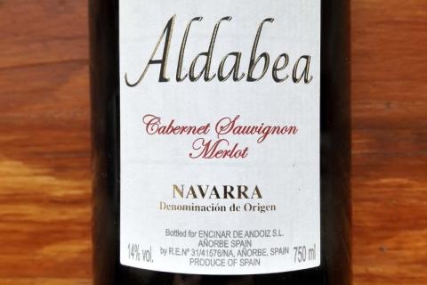 Aldabea Cabernet Sauvignon Merlot Reserva