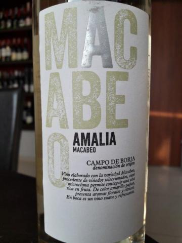 Amalia Macabeo Campo de Borja