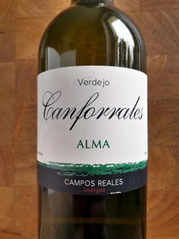 Canforrales Alma Verdejo 2015