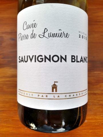 Cuvee Pierre de Lumicre Sauvignon Blanc