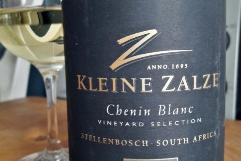 Kleine Zalze Chenin Blanc Vineyard Selection Barrel Fermented 2016