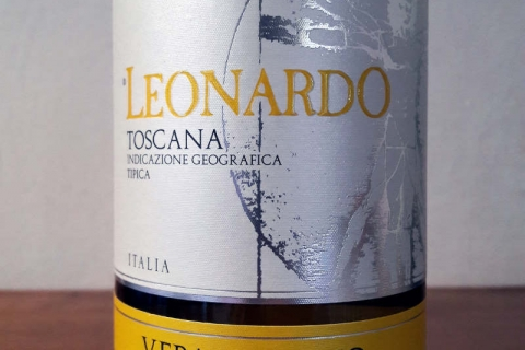 Leonardo Vermentino Toscana 2015