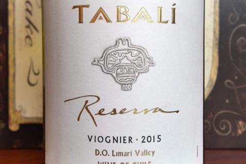 Tabali Viognier Reserva 2015