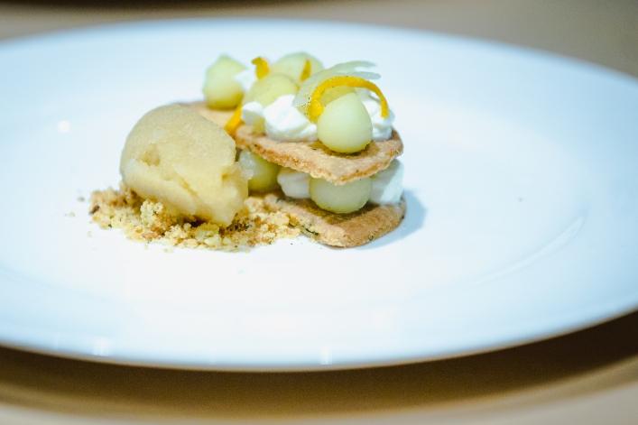 Z miłości do smaku - jabłka z calvadosem