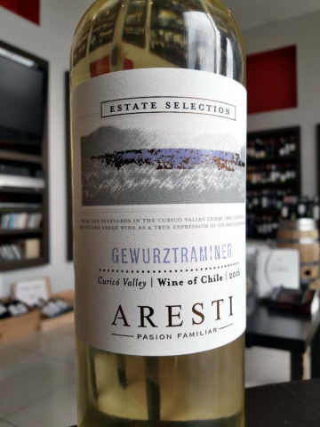 Aresti Estate Selection Gewurztraminer 2016