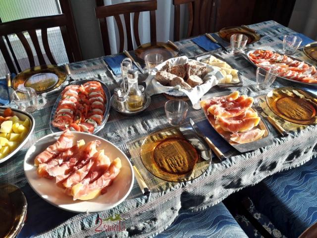 Camposampiero, jedzenie