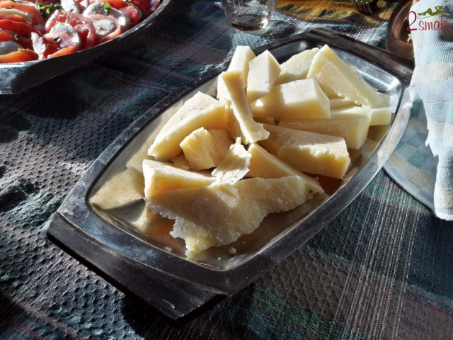 Camposampiero, jedzenie, sery