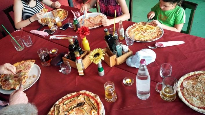 Co jedzą Włosi, pizza
