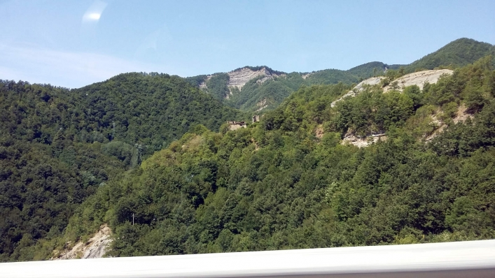 Toskania podróż