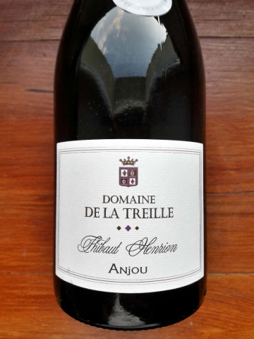 Anjou Domaine de la Treille 2016