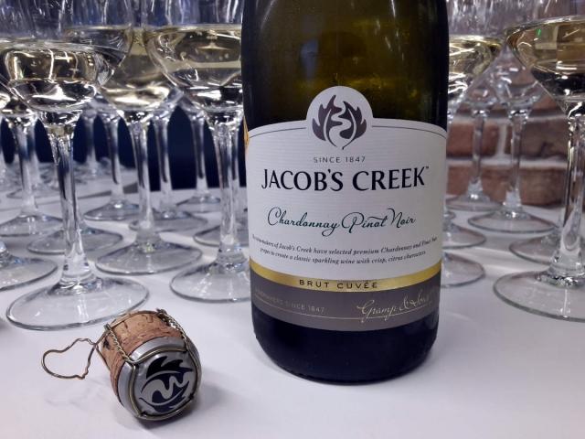 Jacobs Creek Chardonnay Pinot Noir Brut Cuvee