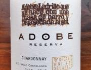 Adobe Chardonnay Reserva 2016