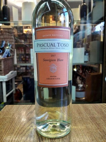 Pascual Toso Sauvignon Blanc 2017
