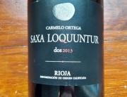 Saxa Loquuntur Dos 2013