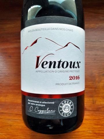Ventoux Expert Club 2016