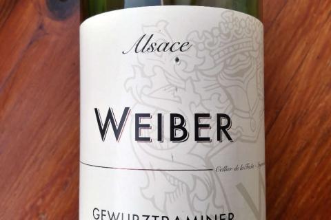 Weiber Gewurztraminer Alsace 2016