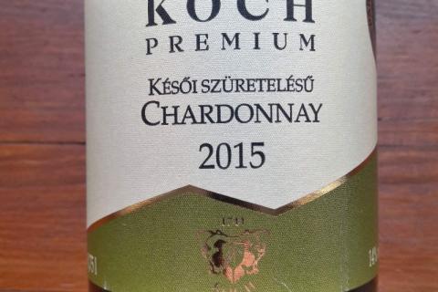 Koch Chardonnay 2015