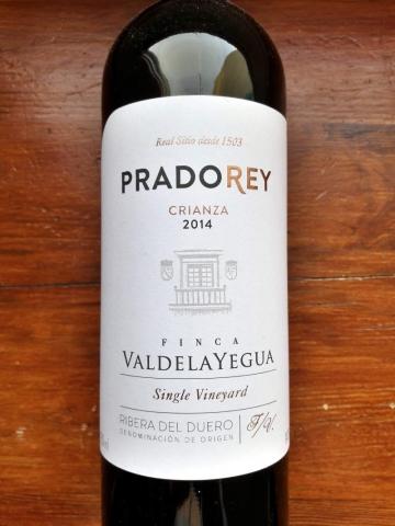 PRADOREY Finca Valdelayegua 2014