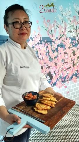 Smaczna Korea - warsztaty z Inessą Kim. Kimchijeon