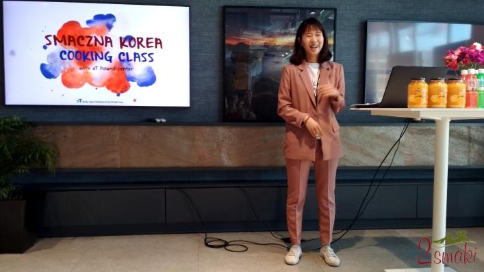 Smaczna Korea - warsztaty z Inessą Kim